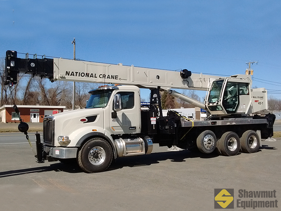2019 National NBT45127-1 - 45 Ton Hydraulic Crane