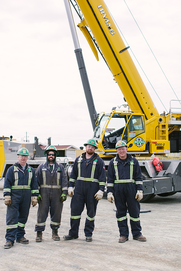 Irving Equipment Is Growing with Grove | Shawmut Equipment