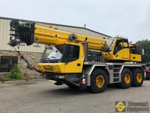 2009 Grove GMK3055 - 60 Ton All Terrain Crane