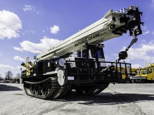 Tracked Crane - National
