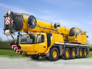 All Terrain Crane - Grove GMK5150L