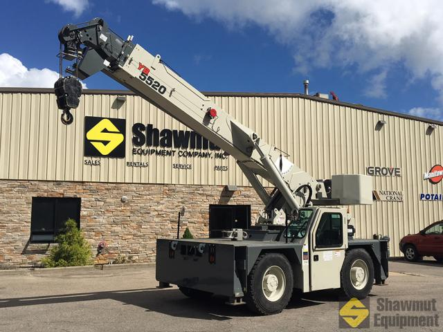Shawmut Equipment | Crane Sales, Rentals, Parts & Service