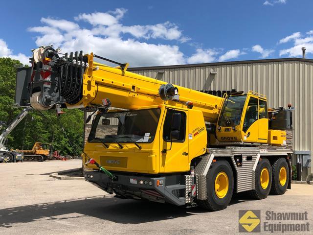 Shawmut Equipment | Crane Sales, Rentals, Parts & Service | Shawmut